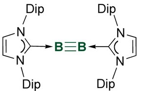 Ambient-Temperature Isolation of a Compound with a Boron-Boron TripleBond
