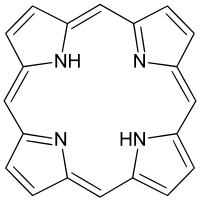 simple porphyrin